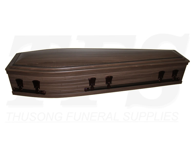 American Walnut Dome Coffin | Dome Coffin Range
